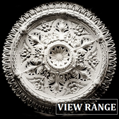 Picture of Victorian ceiling rose