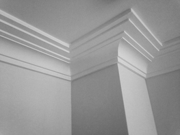 Stepped coving