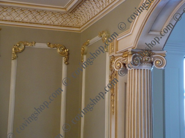 19. Types Of Coving Plaster Mouldings Plaster Coving Are Specially .