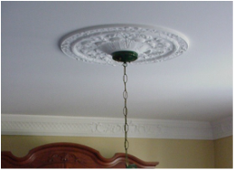 Ceiling rose Victorian