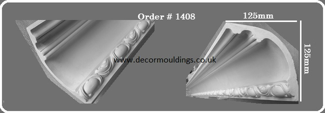 london type a 1408 coving victorian