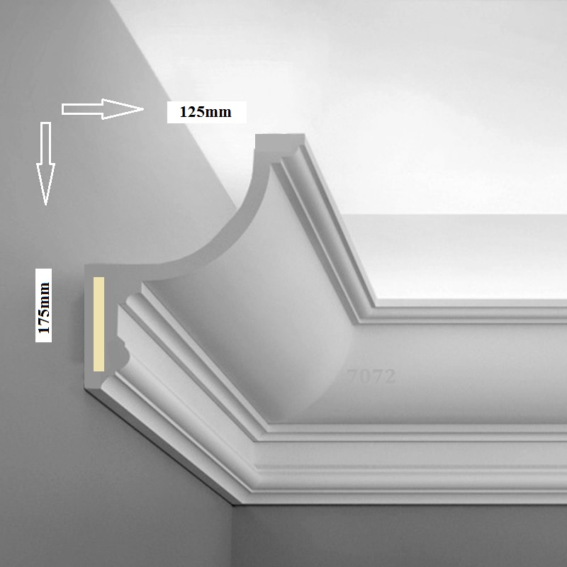 Led Coving Light Trough Indirect Cornice